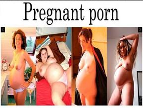 pregnant amateur wife