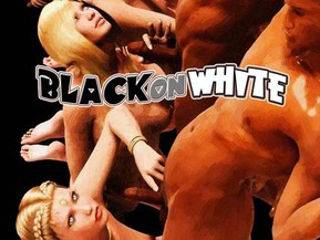 Black on White - Interracial Couples