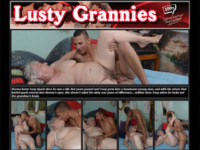 Lusty Grannies