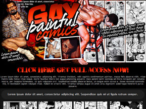 Fierce passion that you have never seen before is right here in our exclusive gay comics with hairy lads in awkward situations with their manly tools exposed to the lustful masters and simply sexual gays seeking some guy to please their carnal desires