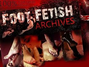 Foot fetish videos