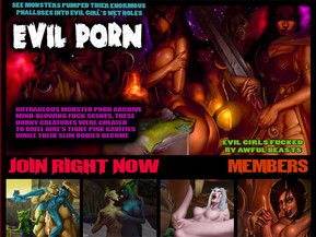 Evil porn,
